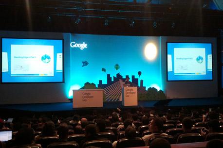 Google Developer Day 2011 - São Paulo